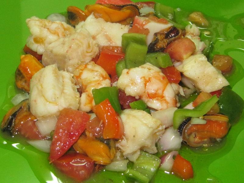 Entrantes ensaladas patatas verduras y legumbres for Las mejores ensaladas