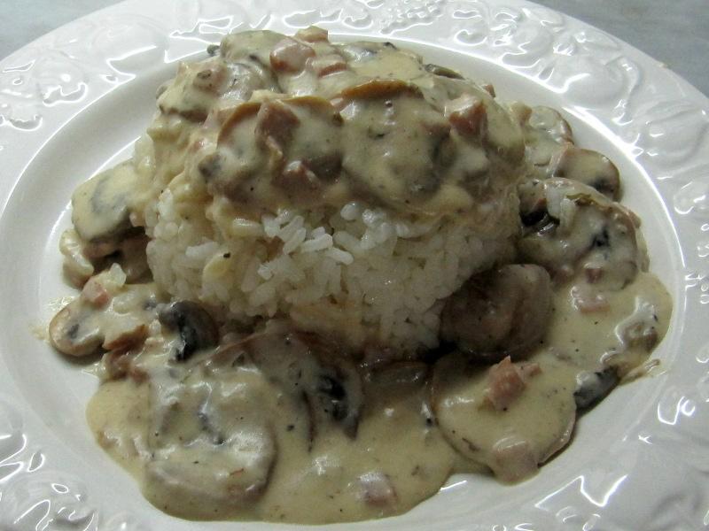 Arroces y pastas arroz blanco con bechamel recopilacin - Comidas con arroz blanco ...